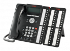 Avaya 1616-I IP Phone 700458540 with button module